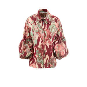 Camicia sbuffo cotone